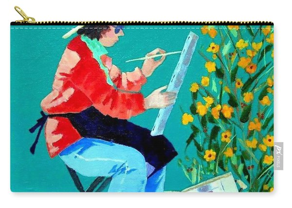 Plein Air Painter  Carry-all Pouch