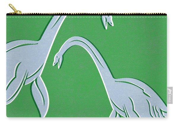 Plesiosaurus Carry-all Pouch