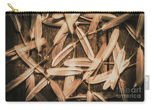 Plight Of Freedom Carry-all Pouch