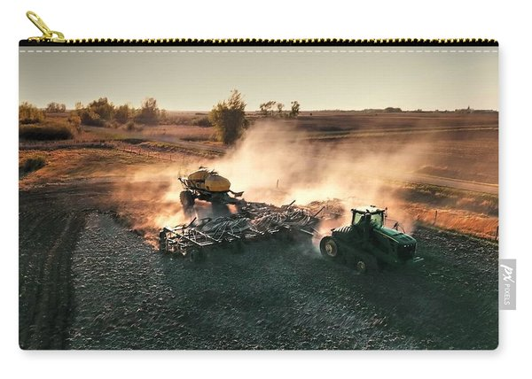 Plow The Fields And Scatter  Carry-all Pouch