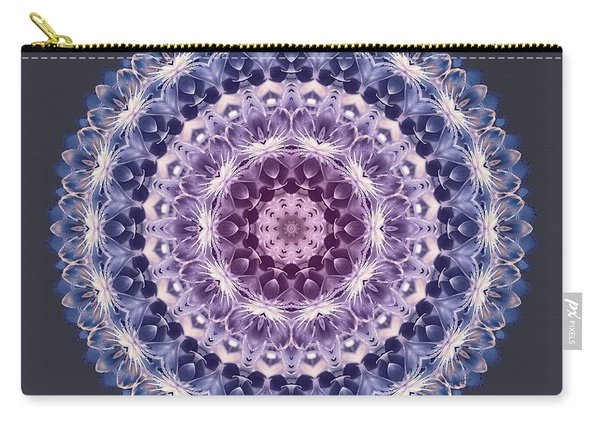 Plum Lovely Carry-all Pouch