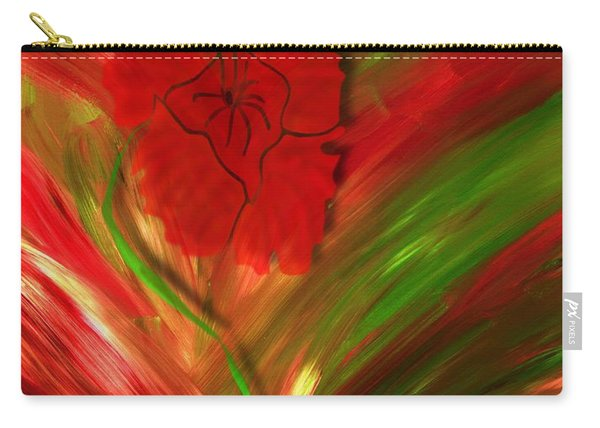 Plume Of Remembrance Carry-all Pouch
