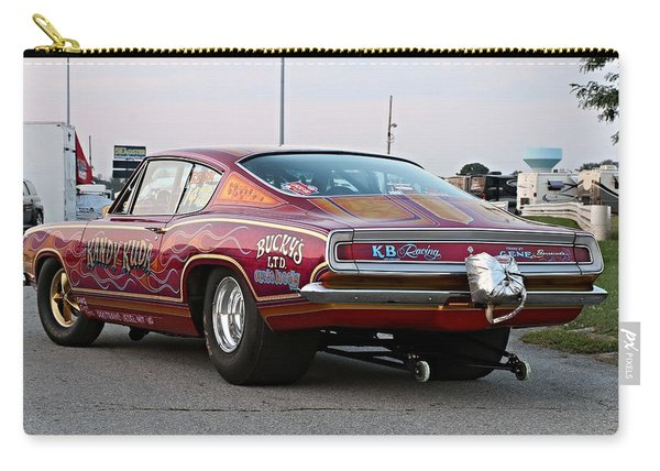 Plymouth Barracuda Carry-all Pouch