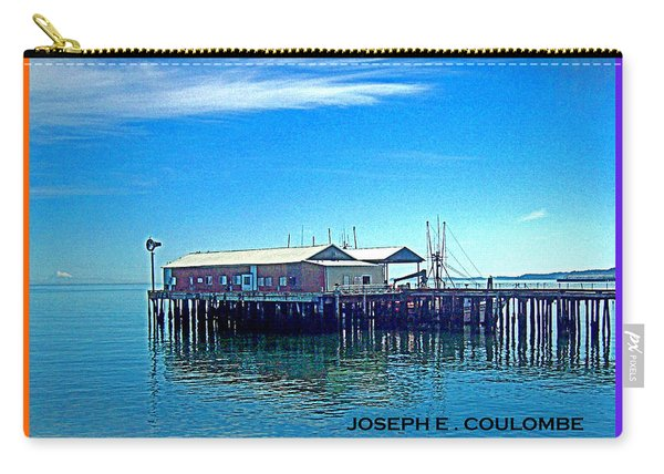 Pnw Border Crossing 2015 Carry-all Pouch