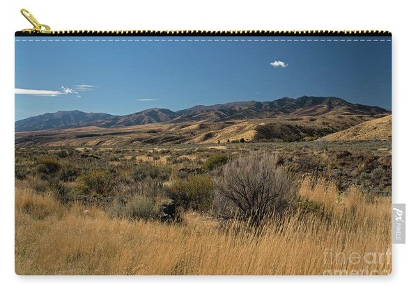 Pocatello Area Of South Idaho Carry-all Pouch
