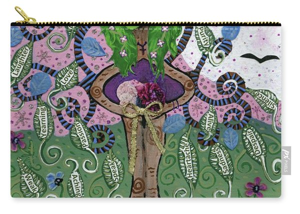 Poetree Carry-all Pouch