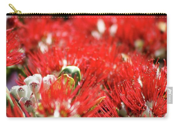 Pohutukawa Cheer Carry-all Pouch