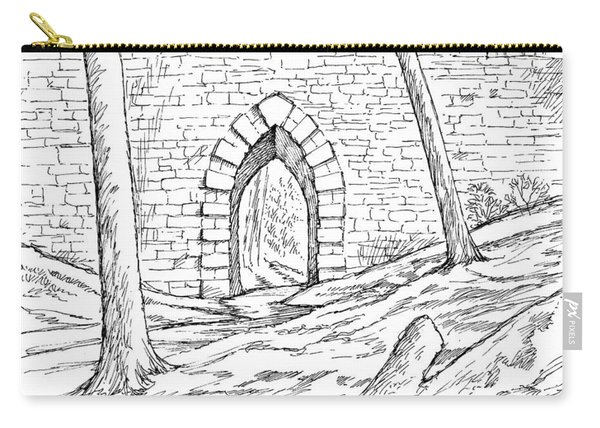 Poinsett Bridge Carry-all Pouch