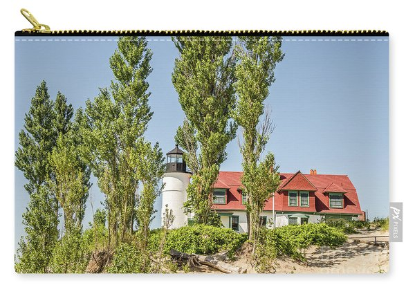 Point Betsie Lighthouse Carry-all Pouch