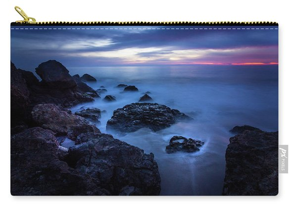 Point Dume Rock Formations Carry-all Pouch
