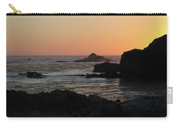 Point Lobos Sunset Carry-all Pouch