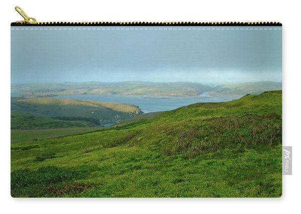 Point Reyes Overlooking Tomales Bay Carry-all Pouch