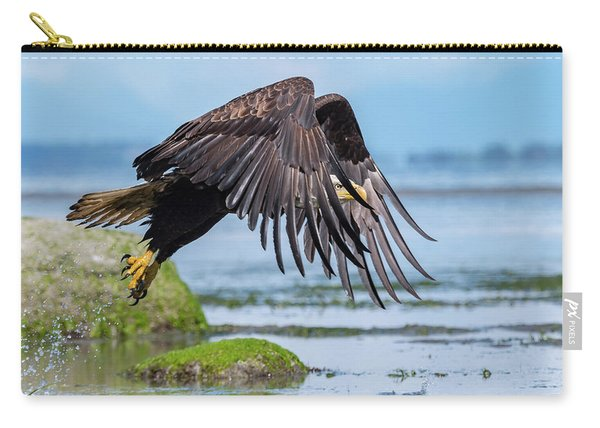 Point Roberts Eagle 2 Carry-all Pouch