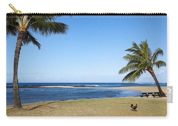 Poipu Beach Carry-all Pouch