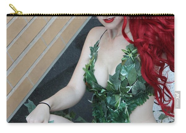 Poison Ivy - Cosplay Carry-all Pouch