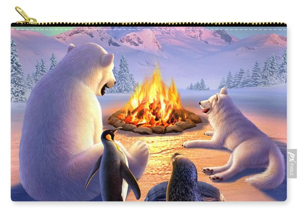 Polar Pals Carry-all Pouch