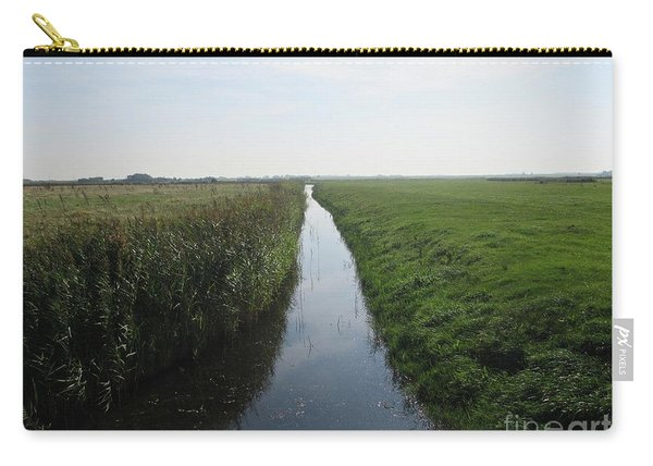 Polder Near Camperduin Carry-all Pouch