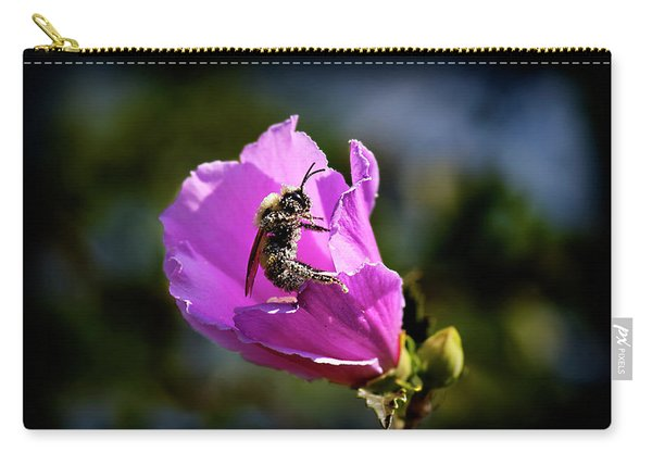 Pollen Clad Carry-all Pouch