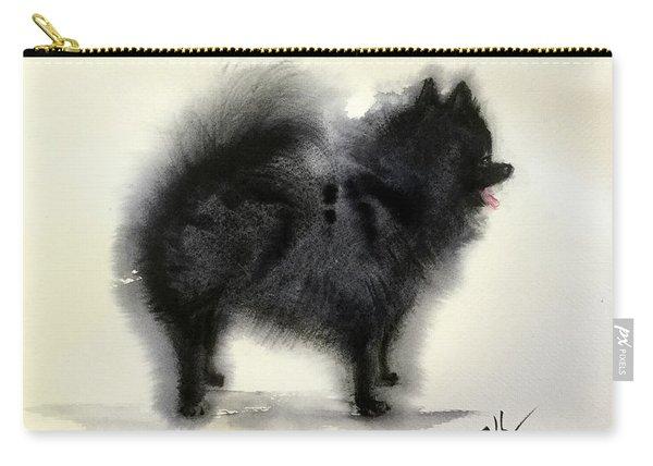 Pometanian Dog3 Carry-all Pouch