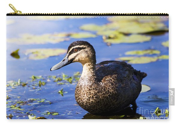 Pond Duck Carry-all Pouch