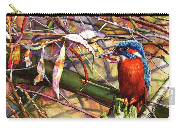 Pond Life Carry-all Pouch