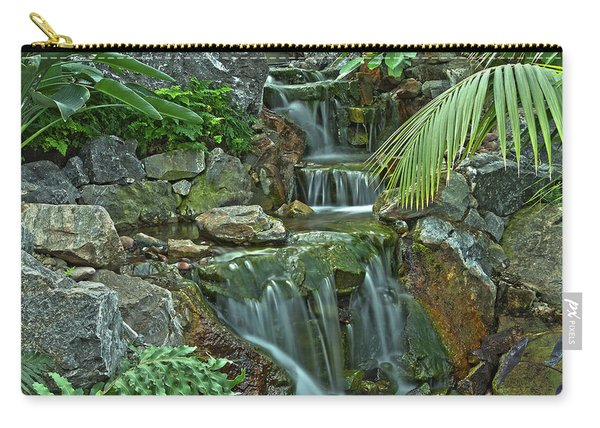 Pond@muttart Carry-all Pouch