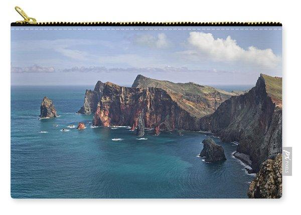 Punta San Lorenzo  Carry-all Pouch