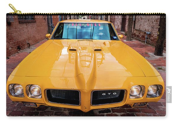 Pontiac Muscle Carry-all Pouch