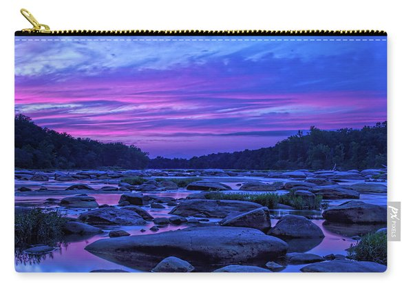 Pony Pasture Sunset Carry-all Pouch