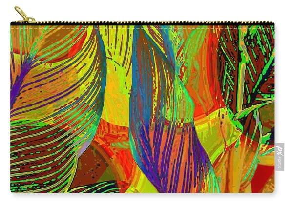 Pop Art Cannas Carry-all Pouch
