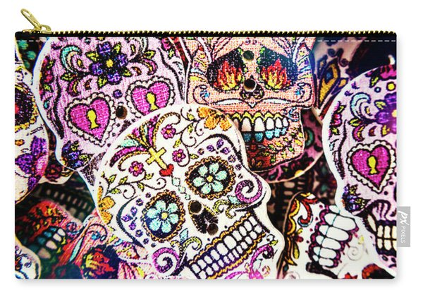 Pop Art Horrors Carry-all Pouch