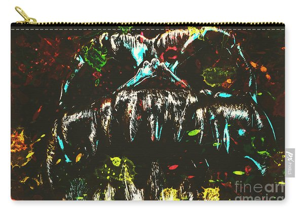 Pop Art Madness Carry-all Pouch