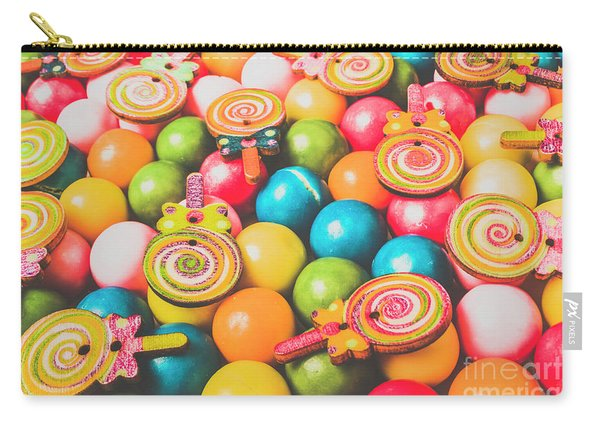 Pop Art Sweets Carry-all Pouch