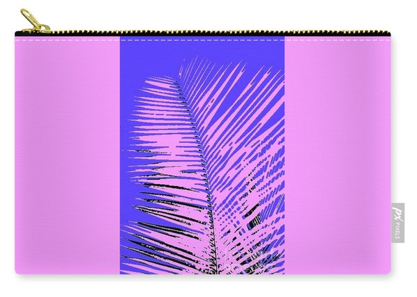 Pop Palm Carry-all Pouch