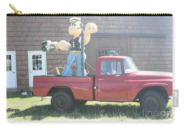 Popeye The Farmer Carry-all Pouch