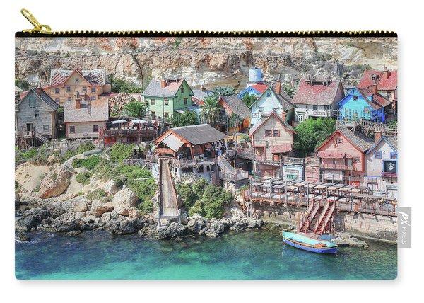 Popeye Village - Malta Carry-all Pouch
