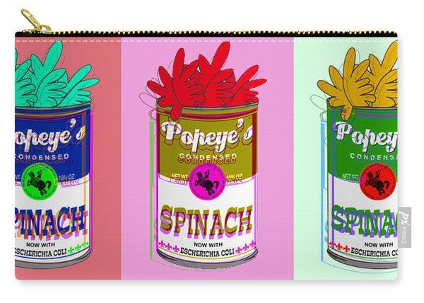 Popeye Warhol 1 Carry-all Pouch