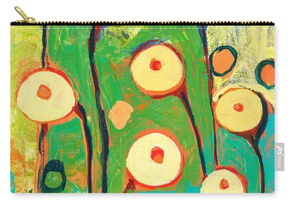 Poppy Celebration Carry-all Pouch