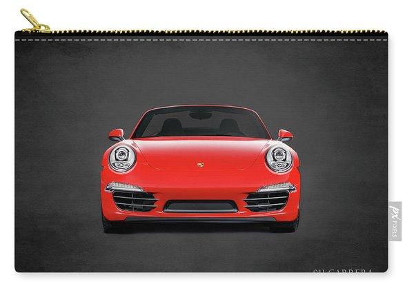 Porsche 911 Carrera Carry-all Pouch
