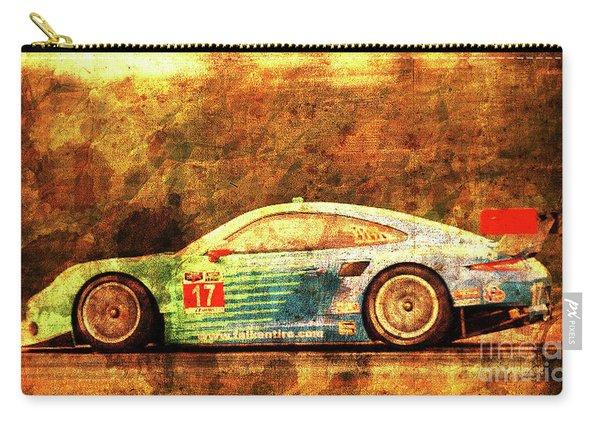 Porsche 911 Race Car Carry-all Pouch