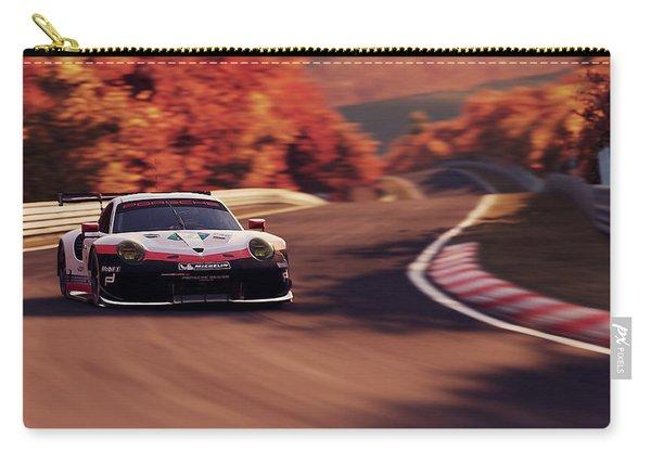 Porsche 911 Rsr, Nordschleife - 41 Carry-all Pouch
