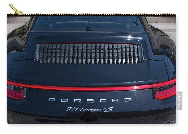Porsche 911 Targa 4s Carry-all Pouch