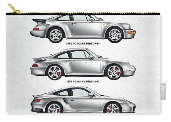 Porsche 911 Turbo Evolution Carry-all Pouch