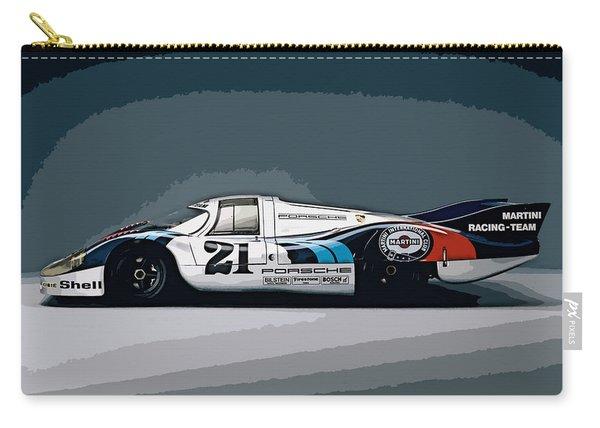 Porsche 917 Longtail 1971 Carry-all Pouch