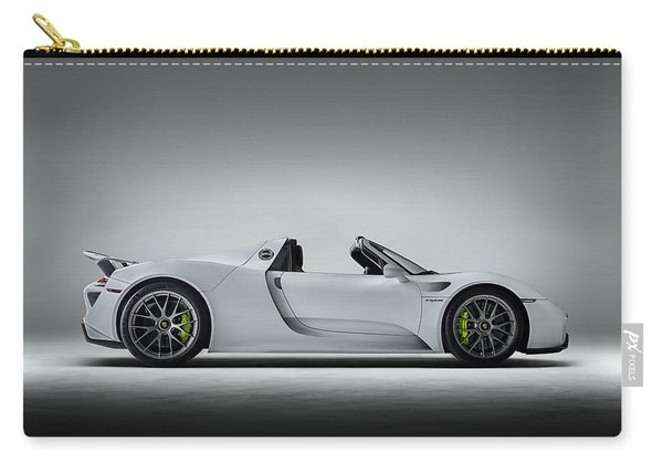 Porsche 918 Spyder Carry-all Pouch
