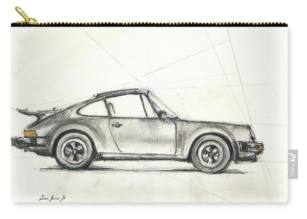 Porsche 930 Turbo Carry-all Pouch