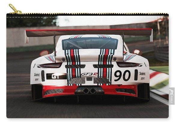 Porsche Gt3, Martini Racing, Monza - 03 Carry-all Pouch