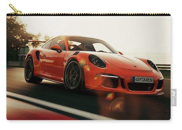 Porsche Gt3 Rs - 4 Carry-all Pouch