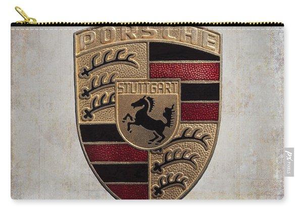 Porsche Shield Carry-all Pouch