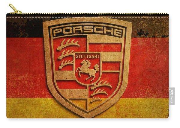 Porsche Vintage  Carry-all Pouch